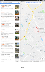 Premier Secours Montpellier Capture d'écran