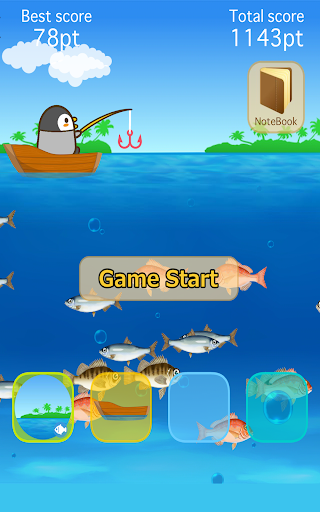 Fishing Game by Penguin + Latest screenshots 1