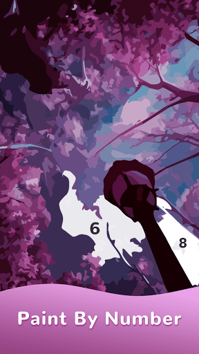 Color Palette - Oil Painting by Number 3.6 screenshots 9