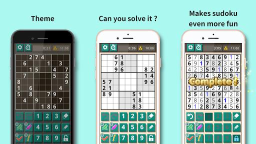 Sudoku classic 4.0.1072 screenshots 8