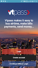 VTpass - Airtime & Bills Payment screenshot thumbnail