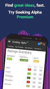 Seeking Alpha: Stock Market News