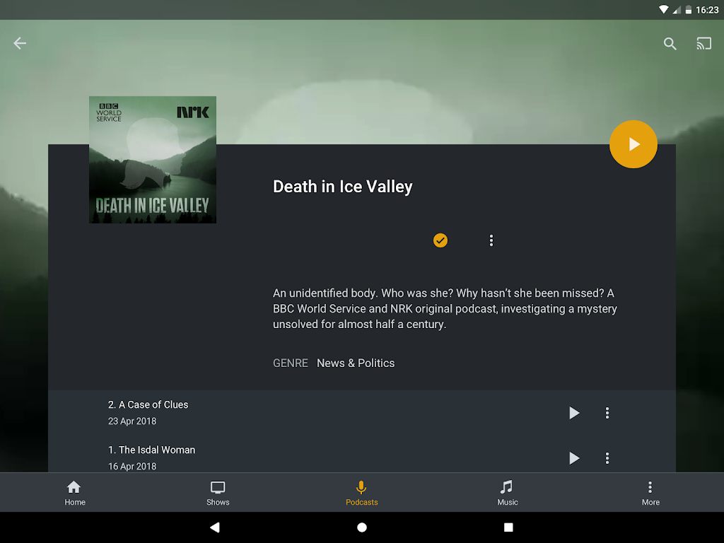Plex: Stream Free Movies, Shows, Live TV & more  poster 11