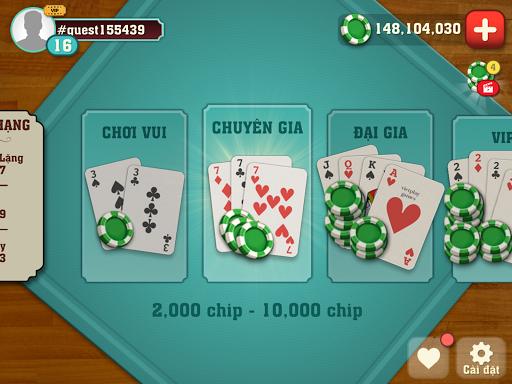 Thirteen Cards (Tien Len) Apkfinish screenshots 6