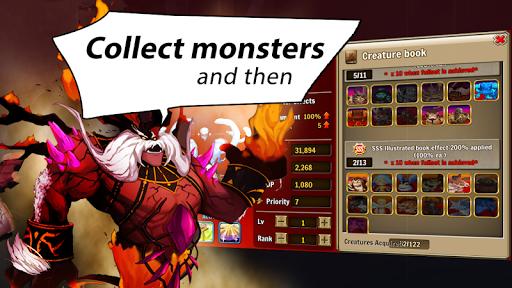 Télécharger Gratuit Carpediem Idle monsters mod apk screenshots 2