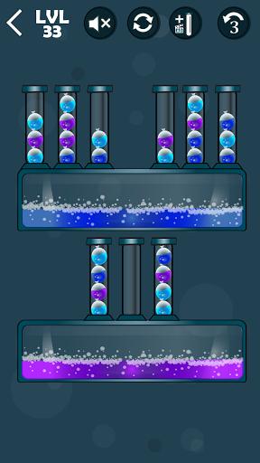 Balloons Sort Puzzle apkpoly screenshots 5