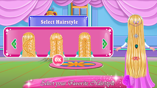 Great Hair Princess Beauty Salon