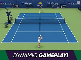 Tennis World Open 2021: Ultimate 3D Sports Games