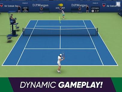 Tennis World Open 2021: Ultimate 3D Sports Games Mod Apk 1.1.90 (Mod Money) 4