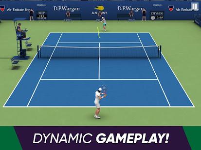 Tennis World Open 2021: Ultimate 3D Sports Games 1.1.85 Screenshots 4
