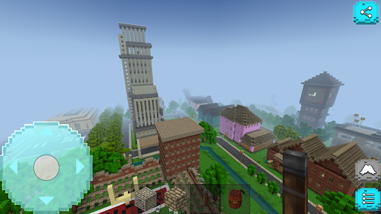 Mini Modern City Craft 8.modern.city.craft screenshots 1