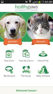 Healthy Paws Pet Insurance App Apk 3