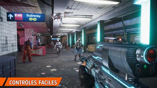 Code Triche DEAD TARGET: Jeux de Zombie (Astuce) APK MOD screenshots 1
