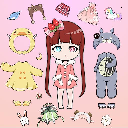 Vlinder Doll - Dress up Games, Avatar Creator