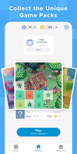Nonogram - Picture Cross Puzzle Game 1.4.2 screenshots 2