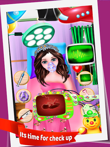 Newborn Baby Mommy Games - Pregnant Mom Simulator screenshots 13