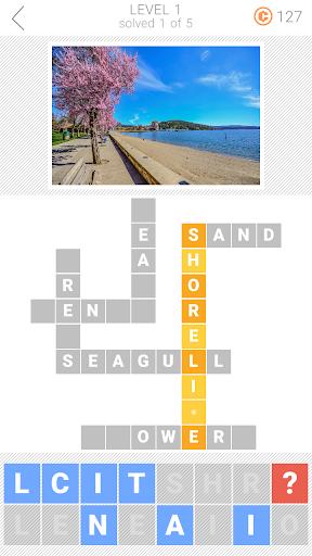 word connect 3: crosswords screenshot 3