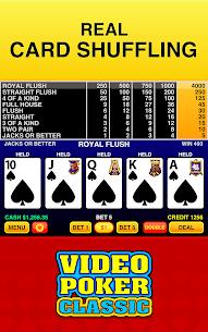 Video Poker Classic ™ Apk Download 2021 3