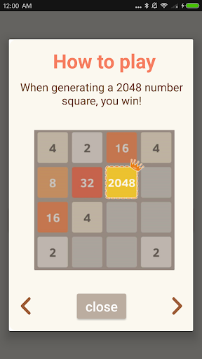 2048 Game goodtube screenshots 2