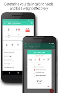 BMI and Weight Tracker Pro Apk (Mod/Lite) 4