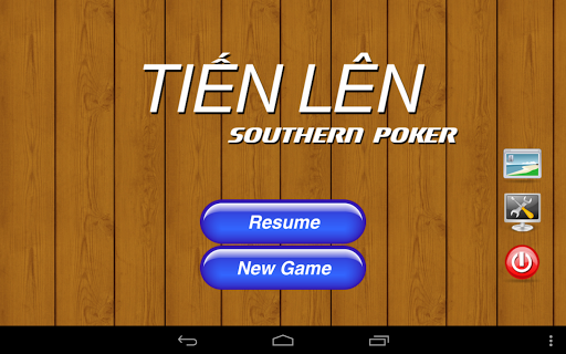 Tien Len - Southern Poker 2.0.9 Screenshots 7