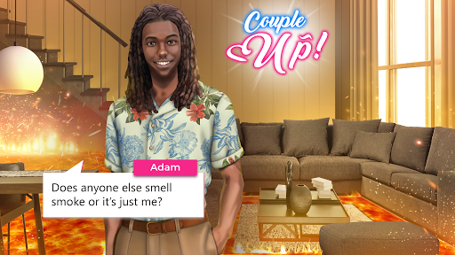 Couple Up! Love Show - Interactive Story 0.7.5 screenshots 16