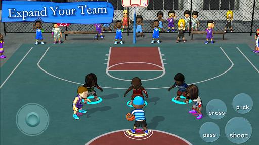 Street Basketball Association screenshots 1