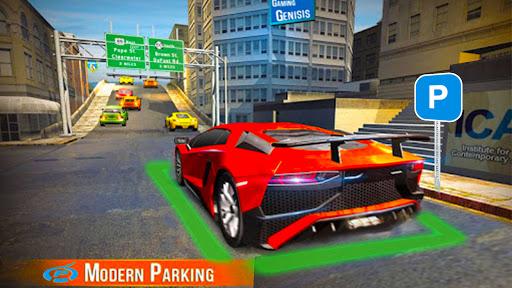 Car Parking eLegend: Parking Car Driving Games 3D  screenshots 4