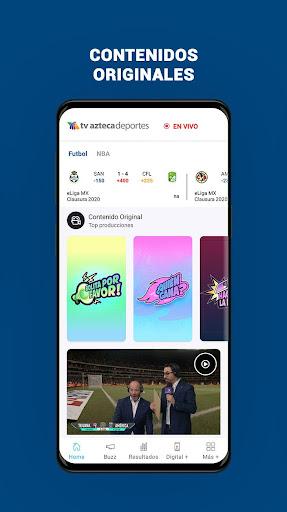 Azteca Deportes android2mod screenshots 3