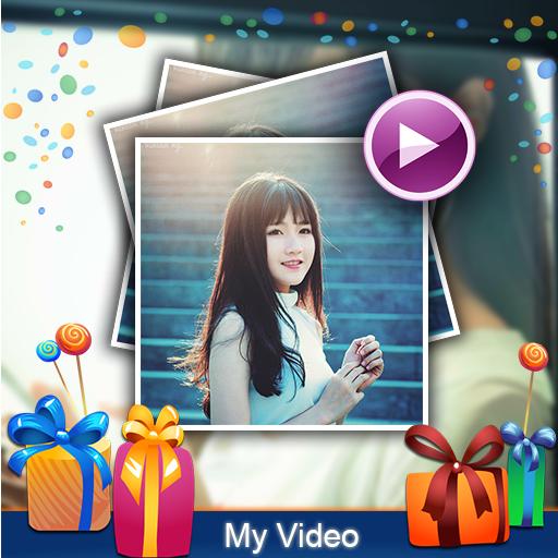 Happy Birthday Video Maker Apps On Google Play