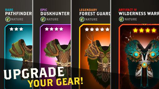 Questland: Turn Based RPG  screenshots 6