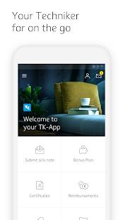 TK-App 3.13.0 Screenshots 1