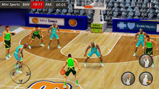 Basketball Hoops Stars: Basketball Games Offline android2mod screenshots 4