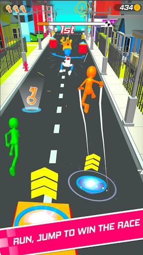 Hyper Jump 3D - Epic Run New Running Games 2021 screenshots 5