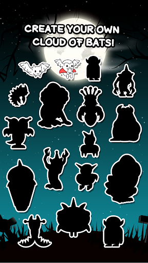 Vampire Evolution - Make Spooky Mutant Monsters screenshots 4