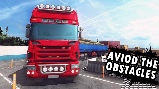 Big Truck Parking Simulation - Truck Games 2021 1.9 Screenshots 14
