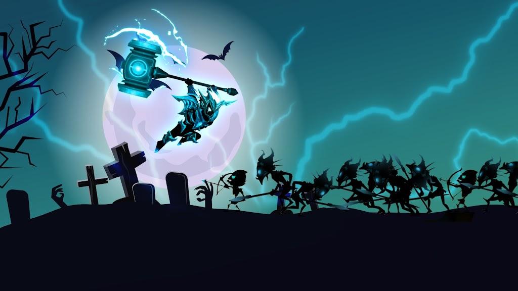Stickman Legends: Shadow War Offline Fighting Game poster 1