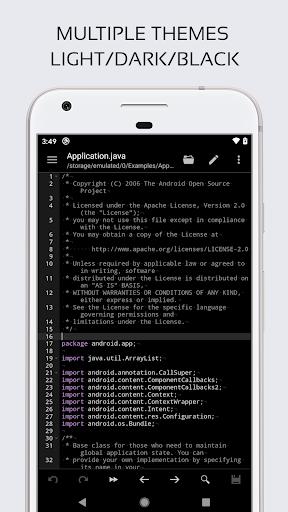 Code Editor 0.4.3 Screenshots 7