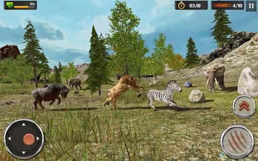Lion Simulator - Wildlife Animal Hunting Game 2021 1.2.5 screenshots 7