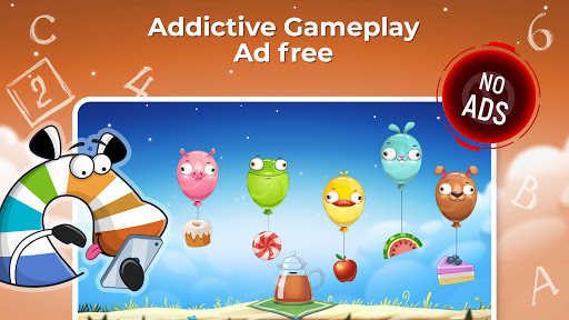 Zebrainy: learning games for kids and toddlers 2-7  screenshots 5