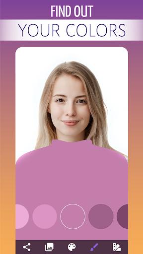 Dressika: fitting room & seasonal color analysis 1.2.4 Screenshots 12