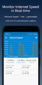 Network Speed - Internet Speed Meter - Indicator 2.5.0