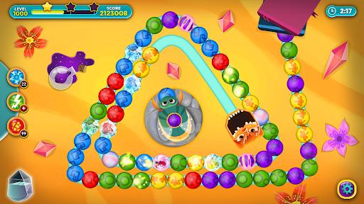 Violas Quest: Marble Blast Bubble Shooter Arcade 3.036.10 screenshots 13