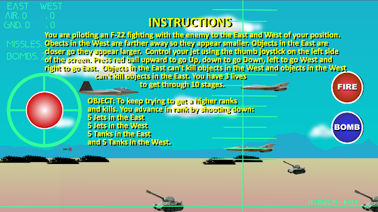F-22 Stealth Attack Fighter Jet Game Hack & Cheats 4