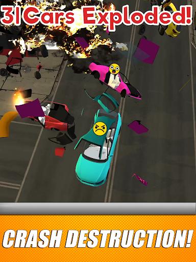 Slingshot Crash Apkfinish screenshots 9