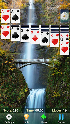 Solitaire - Classic Klondike Solitaire Card Game screenshots 6