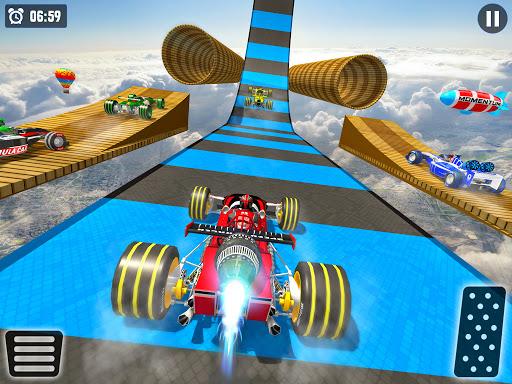 Impossible Formula Jet Car Racing Stunts  screenshots 6