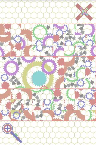 puzzle gears screenshot 2