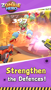 Zombie Hero Mod Apk (Unlimited Money/No Ads) 5