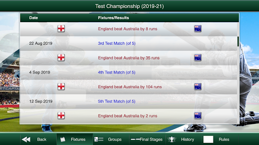Cricket Captain 2019 1.0 screenshots 6